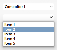 how to add list to jcombobox