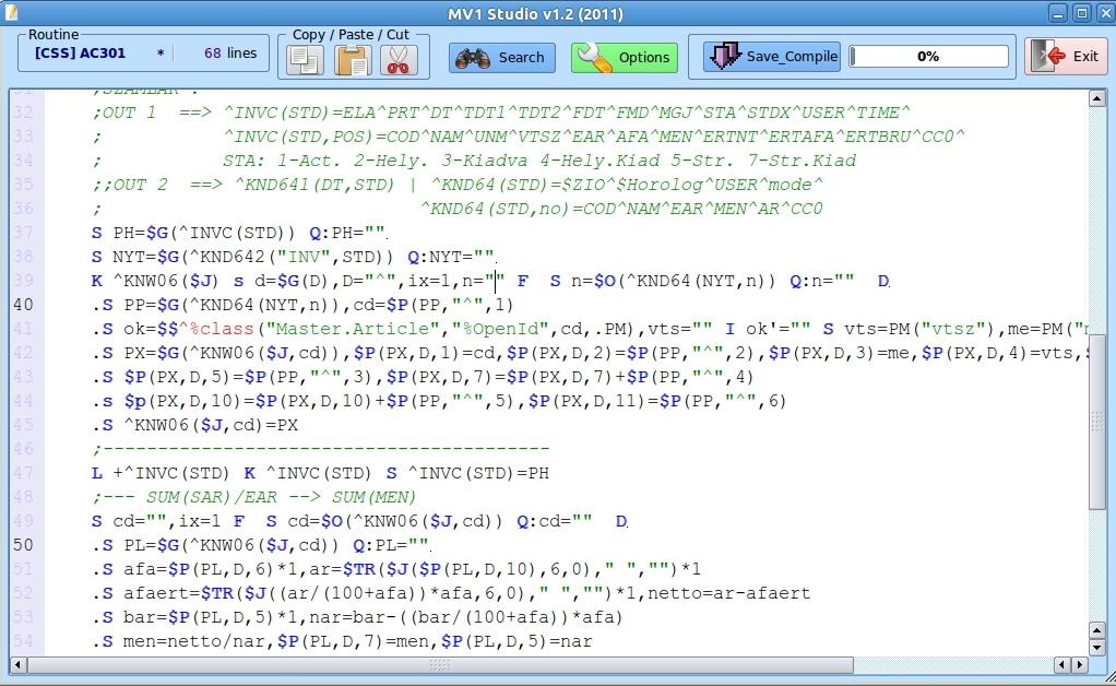 URL CaIS System Web Site